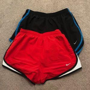 Nike Running Shorts Bundle